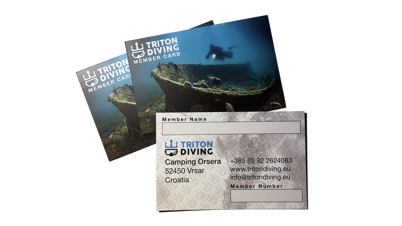 Triton Diving Center