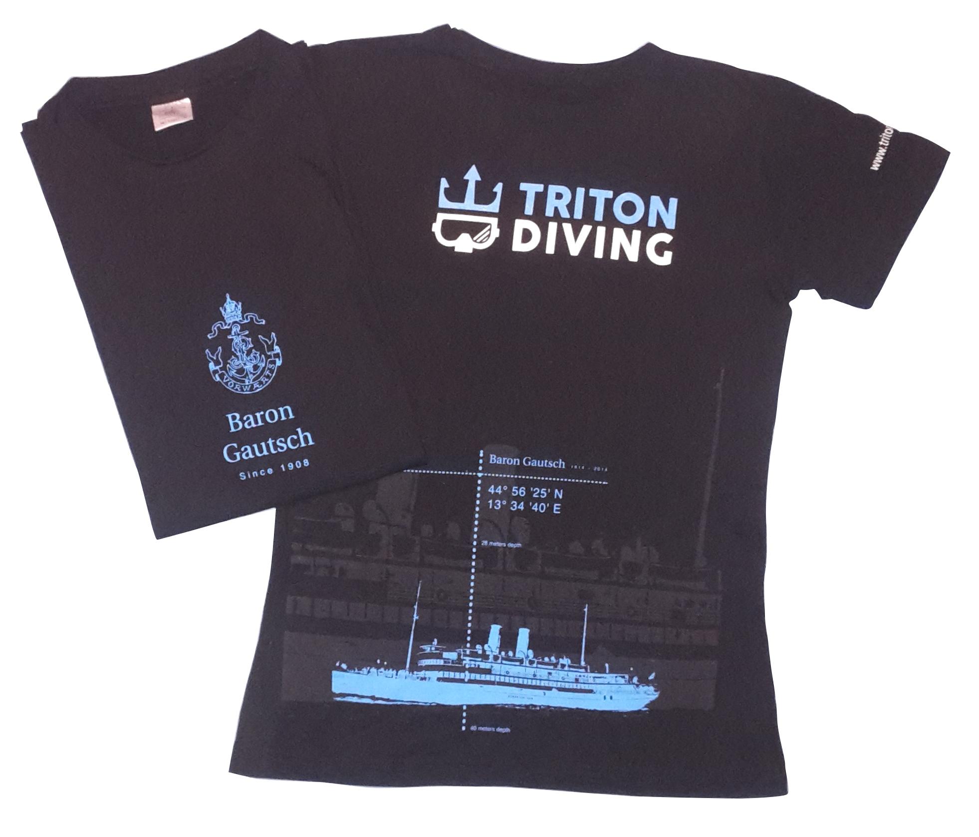 T-Shirt Baron Gautsch